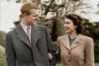 """Φίλιππος & Ελισάβετ: Ένας έρωτας ετών 73 - Οι ερωτικές επιστολές του Δούκα του Εδιμβούργου στην αγαπημένη του """"Lilibet"""" (φώτο) - Κυρίως Φωτογραφία - Gallery - Video"""