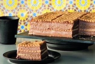 Τούρτα με πτι-μπερ και σοκολάτα από τον Στέλιο Παρλιάρο - Ένα πεντανόστιμο γλυκό που δεν χρειάζεται πολύ μπελά  - Κυρίως Φωτογραφία - Gallery - Video