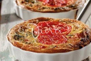 Η τάρτα της Ντίνας Νικολάου που θα κάνει τα βλήτα το αγαπημένο φαγητό των παιδιών! Με cottage cheese, απλά απολαυστική - Κυρίως Φωτογραφία - Gallery - Video