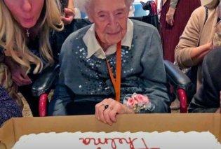 Η Thelma έγινε 114 ετών! Ο μεγαλύτερος σε ηλικία άνθρωπος στην Αμερική θέλει απλά να φάει ξανά dinner με την φιλενάδα της (βίντεο) - Κυρίως Φωτογραφία - Gallery - Video