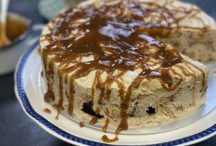 Αργυρώ Μπαρμπαρίγου: Δροσερό Γιαουρτογλυκό με μπισκότα και καραμέλα γάλακτος-Το πιο μαμαδίστικο γλυκό ψυγείου  - Κυρίως Φωτογραφία - Gallery - Video
