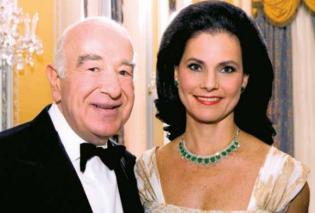 Βίκυ Σάφρα: Η Ελληνίδα με περιουσία 7,8 δισεκατομμύρια της λίστας Forbes - Η χήρα του μεγαλύτερου τραπεζίτη στον κόσμο (φωτό)  - Κυρίως Φωτογραφία - Gallery - Video
