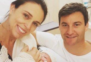 Η πρωθυπουργός της Νέας Ζηλανδίας παντρεύεται! Ο αρραβωνιαστικός τηλεπαρουσιαστής και η τριών ετών κόρη τους (φωτό & βίντεο) - Κυρίως Φωτογραφία - Gallery - Video