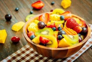 Αδυνατίζουμε με φρούτα και λαχανικά - Ενδεικτικό διαιτολόγιο 4 εβδομάδων - Κυρίως Φωτογραφία - Gallery - Video