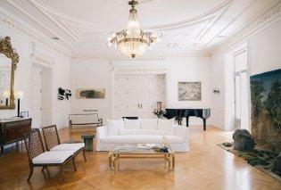 Η Μαρέβα Μητσοτάκη ανακαινίζει το Μέγαρο Μαξίμου: Το Architectural Digest κάνει εκτενές αφιέρωμα (φωτό) - Κυρίως Φωτογραφία - Gallery - Video
