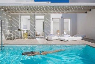 Διακοπές στην Πάτμο με το ΙΧ σας από 88,35 ευρώ: Το πιο lux 5άστερο ξενοδοχείο μας περιμένει - πολυτελή δωμάτια & σουίτες (φωτό) - Κυρίως Φωτογραφία - Gallery - Video