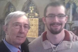 Ο 25χρονος ''άγγελος'' δολοφόνησε τον ιερέα - ερωμένο του - Νέα σχέση με ανέραστη 81χρονη (φωτό - βιντεο) - Κυρίως Φωτογραφία - Gallery - Video