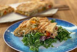 Πιπερόπιτα εύκολη από την Αργυρώ Μπαρμπαρίγου: Μια λαχταριστή συνταγή με ό,τι μας περίσσεψε στο ψυγείο - Κυρίως Φωτογραφία - Gallery - Video