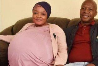 Story of the Day: 37χρονη γυναίκα έκανε 10 παιδιά σε μία γέννα -Πετάει απ' τη χαρά του ο σύζυγος (φώτο) - Κυρίως Φωτογραφία - Gallery - Video