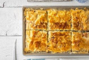 Αργυρώ Μπαρμπαρίγου:  Καλοκαιρινή πίτα με βλήτα - Τα μαγικά παριανά τυριά, ξινομυζήθρα Πάρου & μανούρα, κάνουν τη γεύση της μαγική - Κυρίως Φωτογραφία - Gallery - Video