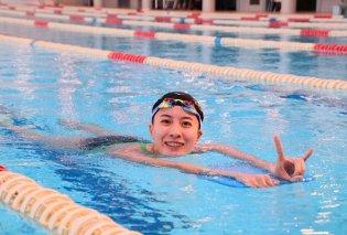 Topwoman η Γιούι Οχάσι, η Γιαπωνέζα κολυμβήτρια που νίκησε την κατάθλιψη: Σκεφτόταν να αποσυρθεί, κέρδισε 2 χρυσά στο Τόκιο (φωτό) - Κυρίως Φωτογραφία - Gallery - Video