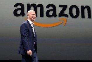 Έπεσε η μετοχή της Amazon κατά 7,6%, ο Τζεφ Μπέζος έχασε 13,9 δισ δολ - είναι μόνο… ο δεύτερος πλουσιότερος στον κόσμο μετά τον Μπερνάρ Αρνό - Κυρίως Φωτογραφία - Gallery - Video