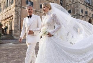 Γάμος Lady Spencer με τον μεγιστάνα της μόδας Michael Lewis: Οι λαμπεροί καλεσμένοι, το δεύτερο νυφικό, η χλιδάτη δεξίωση (φωτό) - Κυρίως Φωτογραφία - Gallery - Video