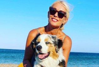 Η Μαρία Μπακοδήμου με το μαγιό της & φόντο τη θάλασσα: Η διατροφή που την βοήθησε να χάσει 7 κιλά - από τα 75 «έπεσε» στα 68 (φωτό) - Κυρίως Φωτογραφία - Gallery - Video