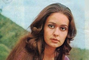 Vintage pic: Η 24χρονη τότε Κάτια Δανδουλάκη στο εξώφυλλο του περιοδικού Ραδιοτηλεόραση - υπέροχο βλέμα & μακριά, καστανά μαλλιά - Κυρίως Φωτογραφία - Gallery - Video