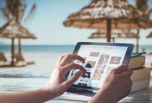 Cosmote: Λύσεις για Internet χωρίς σταθερή γραμμή σε όλη την Ελλάδα -  Στο εξοχικό - στο κάμπινγκ ή την παραλία - Κυρίως Φωτογραφία - Gallery - Video