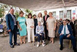 Βραβεία πολιτισμού Μαριάννα Β. Βαρδινογιάννη 2021 στην Ερμιόνη - Βραβεύτηκαν οι: Roderick Beaton - Άντρη Αναστασιάδη -  Ελένη Αρβελέρ - Μαρίνα Λαμπράκη-Πλάκα  (φώτο) - Κυρίως Φωτογραφία - Gallery - Video