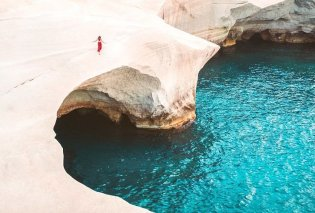 Travel + Leisure Guide: Η Μήλος το καλύτερο νησί του κόσμου για το 2021 - Ασυναγώνιστη ομορφιά (φώτο) - Κυρίως Φωτογραφία - Gallery - Video