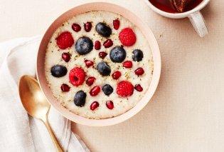 Υγιεινή διατροφή: Προτιμήστε porridge για πρωινό - Η βρώμη είναι γεμάτη με διαιτητικές ίνες - Κυρίως Φωτογραφία - Gallery - Video