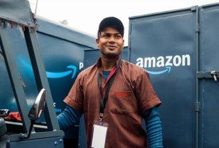 Amazon: Σχεδιάζει να προσλάβει 150.000 εποχικούς για τις γιορτές - Δίνει υψηλά ημερομίσθια και bonus  - Κυρίως Φωτογραφία - Gallery - Video
