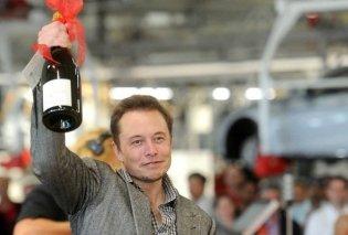 Ο Elon Musk έβγαλε 36,2 δισ δολάρια σε μια ημέρα: Πόσο αξίζει πλέον η Tesla; - 1 τρισεκατομμύριο παρακαλώ! (φωτό) - Κυρίως Φωτογραφία - Gallery - Video