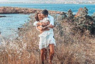 Εριέττα Κούρκουλου: «Με τον γιο μας στην κοιλιά μου εύχομαι σε όλες τις γυναίκες που προσπαθούν…» (φωτό) - Κυρίως Φωτογραφία - Gallery - Video