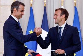 Δημήτρης Κούρκουλας: Από τη γραφικότητα στο εθνικό ολίσθημα - Οι γαλλικές φρεγάτες έχουν δημιουργήσει τρικυμία - Κυρίως Φωτογραφία - Gallery - Video