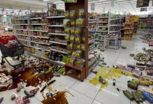 Σεισμός: Η στιγμή που τα 6,3 Ρίχτερ «ταρακουνούν» την Κρήτη - εικόνες μέσα από καταστήματα στη Σητεία (βίντεο) - Κυρίως Φωτογραφία - Gallery - Video