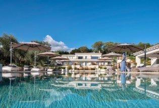 Magna Grecia: 21,5 εκατ ευρώ πωλείται η εντυπωσιακή έπαυλη της Κέρκυρας - με ιδιωτικό σινεμά, σπα, πισίνα & τεράστιους κήπους (φωτό) - Κυρίως Φωτογραφία - Gallery - Video