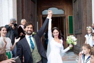 Γάμος της αριστοκρατίας: Ο κόμης Briano & η κόμισσα Vera παντρεύτηκαν στη Βενετία - Το νυφικό οι λαμπεροί καλεσμένοι (φώτο)  - Κυρίως Φωτογραφία - Gallery - Video