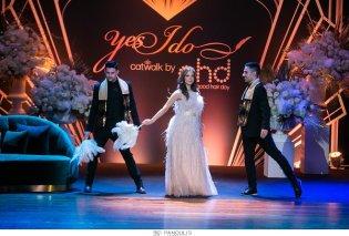 Φαντασμαγορικό show μόδας με αγαπημένες στην πασαρέλα: Γερονικολού, Μποφίλιου, Χριστοπούλου, Σωτηροπούλου (φωτό) - Κυρίως Φωτογραφία - Gallery - Video