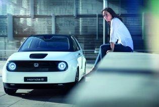 Το Honda e έρχεται & στη χώρα μας: Το πρώτο αμιγώς ηλεκτρικό αυτοκίνητο της εταιρείας από τον Σεπτέμβριο στην ελληνική αγορά - Κυρίως Φωτογραφία - Gallery - Video