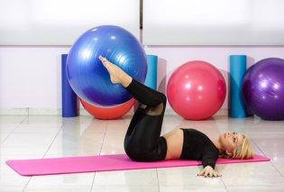 H pilates instructor Μαρία Μαραγιάννη μας δείχνει πως να χάσουμε τα κιλά των διακοπών εύκολα & γρήγορα (φωτό) - Κυρίως Φωτογραφία - Gallery - Video