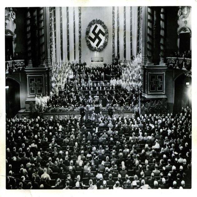 Γιατί ήταν χιτλερική και ναζιστική η μισή Φιλαρμονική της Βιέννης ... 5238a3b3677