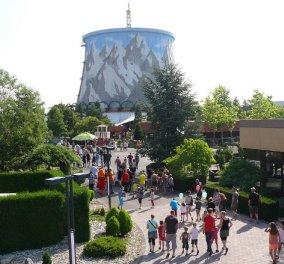Good News: Πυρηνικό εργοστάσιο στη Γερμανία, μεταμορφώθηκε... σε λούνα παρκ! - Κυρίως Φωτογραφία - Gallery - Video