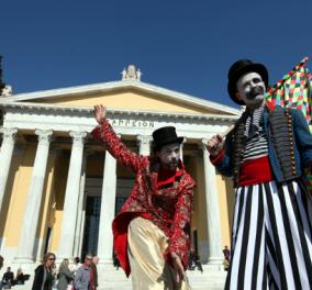 Από σήμερα ο παλμός της Αποκριάς χτυπά στην Πλάκα, στο Μοναστηράκι, στο Θησείο και όχι μόνο - Δείτε όλες τις αθηναϊκές εκδηλώσεις για τις απόκριες! - Κυρίως Φωτογραφία - Gallery - Video