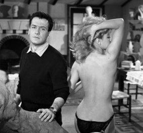 Αλέκος Αλεξανδράκης - Αφιέρωμα στον ζεν πρεμιέ του Ελληνικού κινηματογράφου - Ζούσε για το τώρα και ποτέ δεν αναπολούσε - Γεννήθηκε στις 27/11/1928! (φωτό - βίντεο) - Κυρίως Φωτογραφία - Gallery - Video