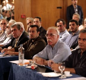 """Συνεδριάζει σήμερα η Κεντρική Επιτροπή ΣΥΡΙΖΑ - Οι εσωτερικοί & εξωτερικοί """"σκόπελοι"""" για τον Πρωθυπουργό - Κυρίως Φωτογραφία - Gallery - Video"""