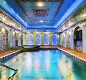 Θα θέλατε να μένετε σε αυτήν την υπερπολυτελή βίλα στο Μανχάταν; Αν σας περισσεύουν $21,5 εκατ. δική σας! - Κυρίως Φωτογραφία - Gallery - Video