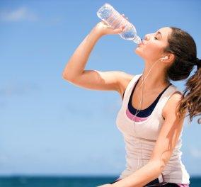 Αυτά παθαίνετε όταν δεν πίνετε αρκετά νερό - Κυρίως Φωτογραφία - Gallery - Video