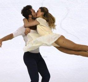 Made In Greece η νέα Παγκόσμια πρωταθλήτρια στο καλλιτεχνικό πατινάζ: Γαβριέλλα Παπαδάκη λιώνει τους πάγους με τις φιγούρες της! Θαυμάστε την!   - Κυρίως Φωτογραφία - Gallery - Video