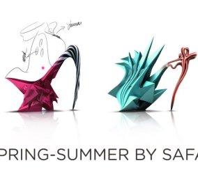 Ο νεαρός Τούρκος σχεδιαστής Safa Sahin δημιουργεί τις πιο εκκεντρικές γόβες που έχετε δει! (φωτό) - Κυρίως Φωτογραφία - Gallery - Video