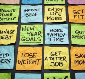 New Year, New You: Δείτε τα 10 εξυπνότερα κόλπα για να μην αθετήσετε και φέτος τους στόχους σας! - Κυρίως Φωτογραφία - Gallery - Video
