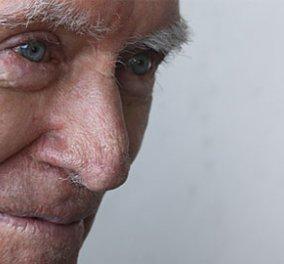 20 μαθήματα ζωής από έναν 100ετή παππού - Ιδού το απόσταγμα της σοφίας του! - Κυρίως Φωτογραφία - Gallery - Video