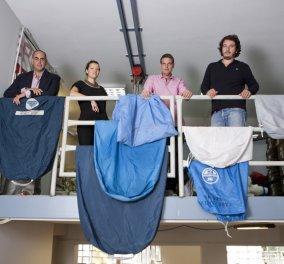 "Made in Greece η ομάδα της Salty Bag από την Κέρκυρα που σαρώνει διεθνώς - Οι ""αλμυρές τσάντες"" της με οικολογικό στυλ  ξεπουλάνε στο εξωτερικό!  - Κυρίως Φωτογραφία - Gallery - Video"
