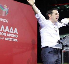 Bloomberg: Αλλαγή στάσης από τον ΣΥΡΙΖΑ στην εξωτερική πολιτική! - Κυρίως Φωτογραφία - Gallery - Video