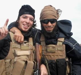 Αυτοί είναι οι δυο νεκροί τζιχαντιστές στο Βέλγιο: Στις φωτό δείχνουν καταχαρούμενοι που εκπαιδεύονται στην τρομοκρατία! - Κυρίως Φωτογραφία - Gallery - Video