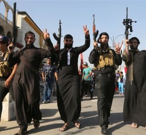 Αποκαλυπτική μελέτη φέρνει γεωπολιτικές ανατροπές στη Μ. Ανατολή - Η διασύνδεση Τουρκίας με Ισλαμικό Κράτος και Κούρδων με τις ΗΠΑ! - Κυρίως Φωτογραφία - Gallery - Video