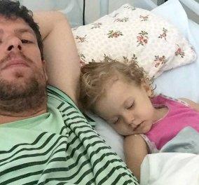 Story of the day: Νεαρός πατέρας έδωσε έλαιο Κάνναβης στην 2χρονη κορούλα του που πεθαίνει από καρκίνο & τώρα πάει φυλακή... - Κυρίως Φωτογραφία - Gallery - Video
