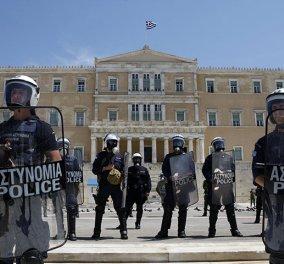 Έκτακτες κυκλοφοριακές ρυθμίσεις στο κέντρο της Αθήνας - Κλειστό το απόγευμα λόγω ομιλιών Τσίπρα και Κουτσούμπα -  - Κυρίως Φωτογραφία - Gallery - Video